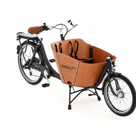 babboe mini mountain e cargo bike reckless bike stores. Black Bedroom Furniture Sets. Home Design Ideas