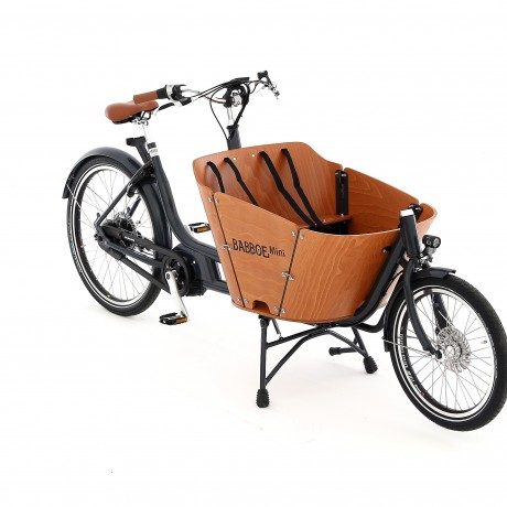 babboe mini mountain cargo electric bike reckless bike. Black Bedroom Furniture Sets. Home Design Ideas