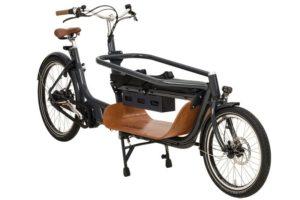 babboe slim mountain e cargo bike
