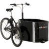 nihola family cargo bike reckless bikes vancouver